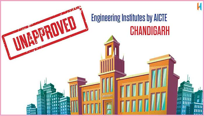 Unapproved Institutes of Chandigarh