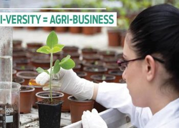 Agri-Versity = Agri-Business