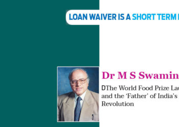 Dr M S Swaminathan