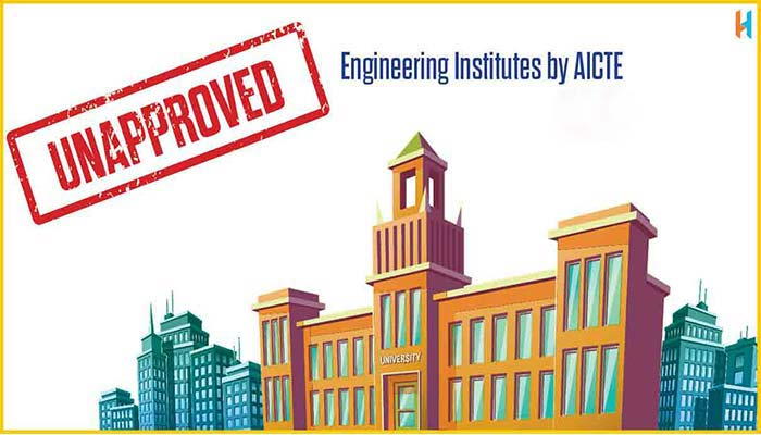 Unapproved Institutes of Maharashtra