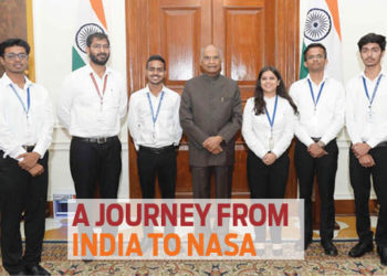 A Journey from India To Nasa