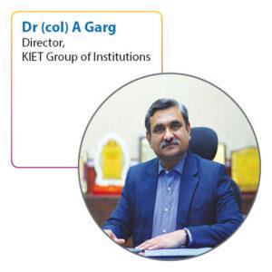 Dr (col) A Garg