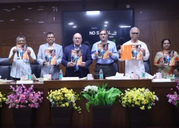 Releasing of curriculum by dignitaries