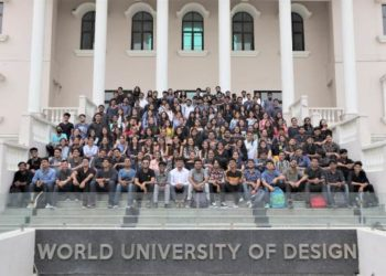 Top Designers inspire the new batch at World University of Design