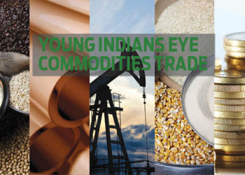 Young Indians eye commodities trade
