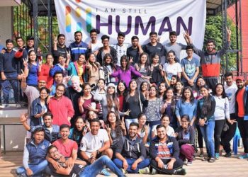 In support of the soldiers: Vivek Mehra, Founder, I am still Human