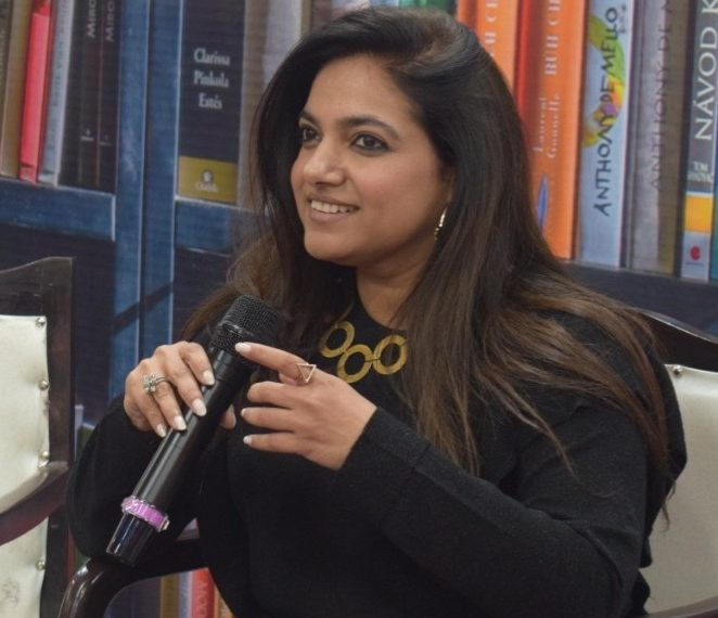 Industry has expanded with self-publishing: Geetika Saigal