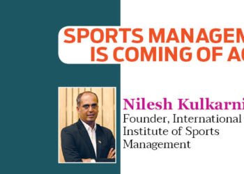 Sports Management is Coming of Age