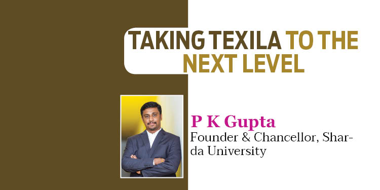 Taking Texila to the next level