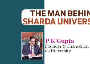 The Man Behind Sharda University