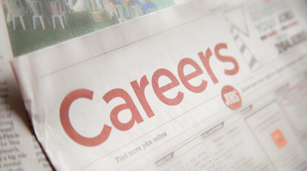 careers - higher education plus