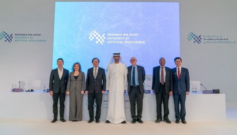 Abu Dhabi to host world's first graduate level AI University