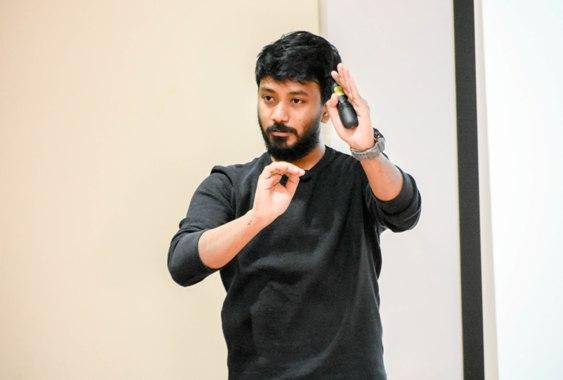Vaibhav Sisinty