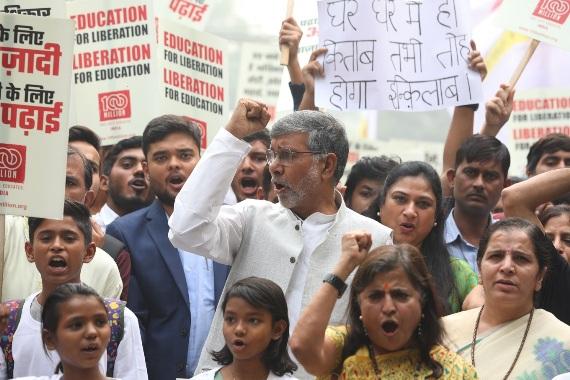 Mr Satyarthi