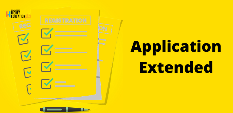 Application Extended