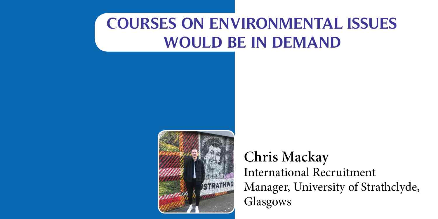 COURSES-ON-ENVIRONMENTAL-ISSUES - Chris Mackay