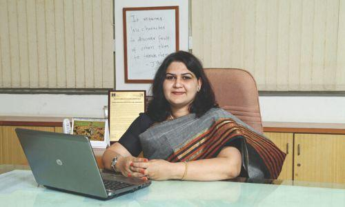 Dr. Purvi Pokhariyal, Director and Dean, Institute of Law - Nirma University