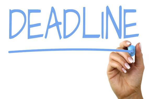 deadline - Higher Education Plus