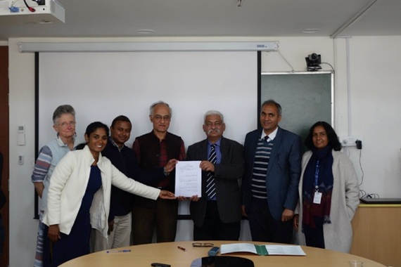 IIT Mandi inks pact with NABARD
