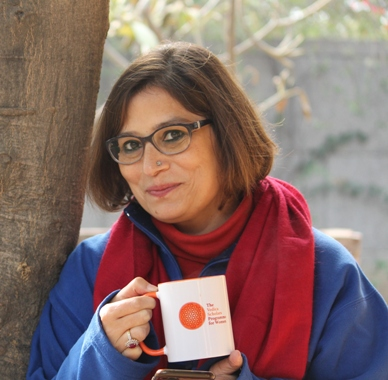 Anuradha Das Mathur, Founder and Dean, The Vedica Scholars Programme for Women