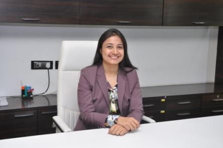 Arushi Jain, Executive Director, StayHappi Pharmacy