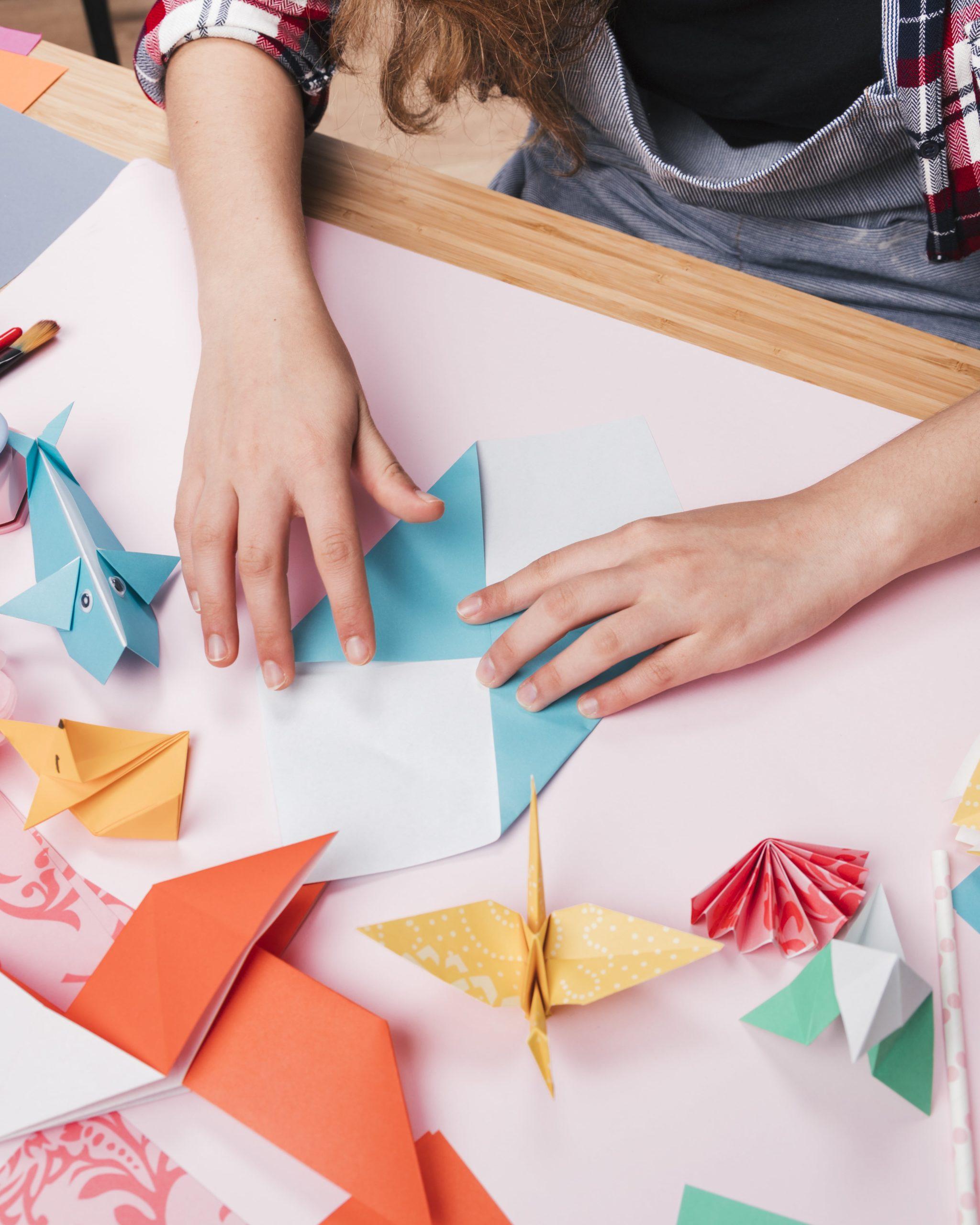 Paper Plane Workshop with John Collins (1)