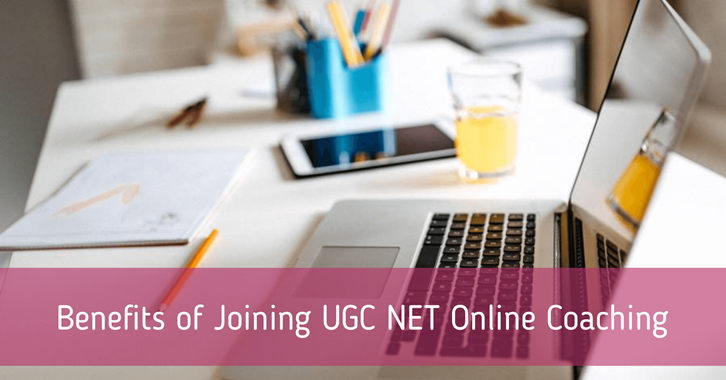 benefits of UGC NET online coaching