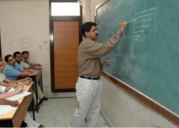 Faculty Crunch in India and UGC NET Exam : Do we need to think?