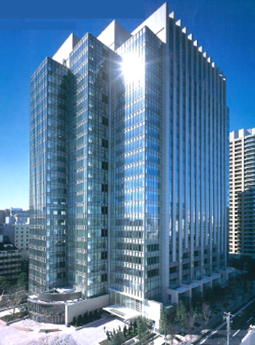 A View of the NFCM (HK) Office in Tokyo, Japan