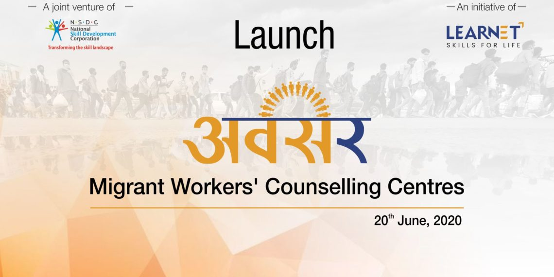 'AVSAR'- Migrant Workers' Counseling Centres, across 9 States
