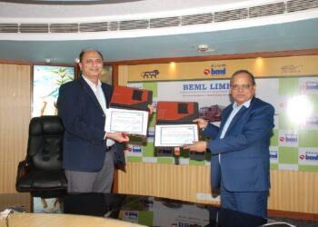 NASSCOM CoE Signs MoU with BEML