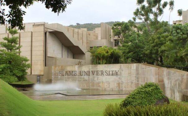 "FLAME University's Leadership Talk Series Vimarśha – ""Decision-making for an Uncertain World"""