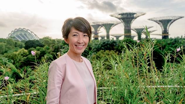 Jenny Ang, Managing Director, EHL Campus (Singapore)