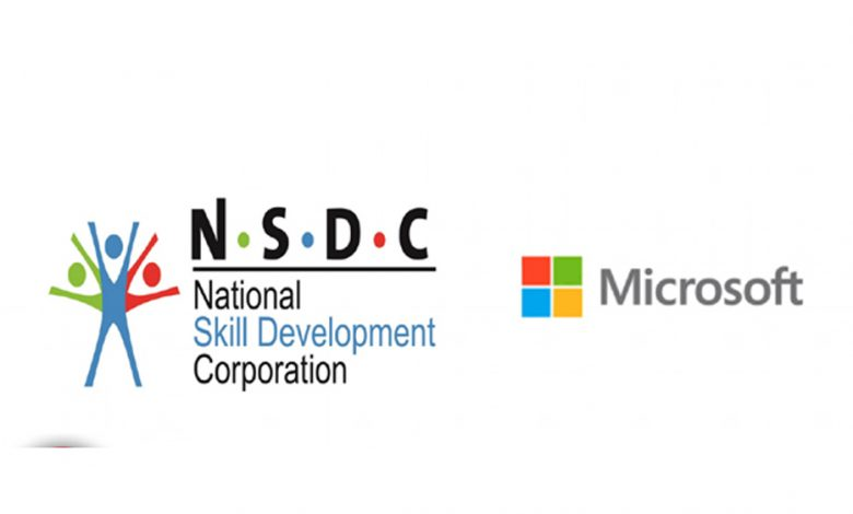 NSDC microsoft