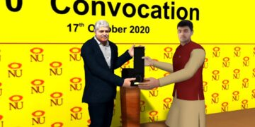 NIIT University organises 10th Convocation Ceremony in Virtual Reality (VR) mode