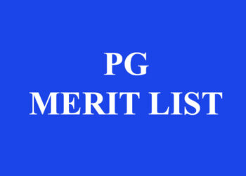 DU PG First Merit List 2020