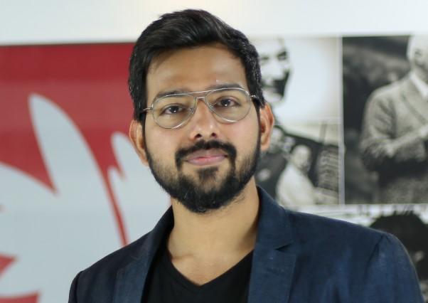 Nishant Rajawat, Founder of Cybernetyx