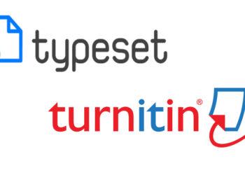 Typeset and Turnitin