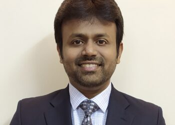 Santhosh R., Business Head for the Learning Solutions Business Unit at Edutech India