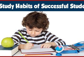10 study habits