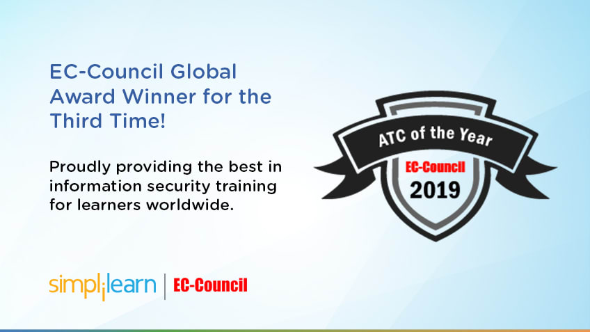 Simplilearn Wins Fourth Consecutive EC-Council Global Award