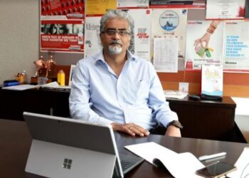 : Mr. Sanjeev Bhargava, Director - Brand, TOI