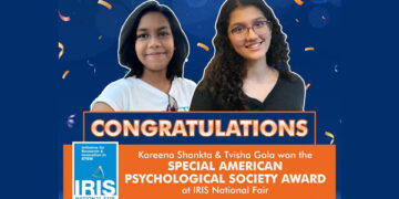 OMOTEC's four young geniuses win laurels at IRIS National Fair