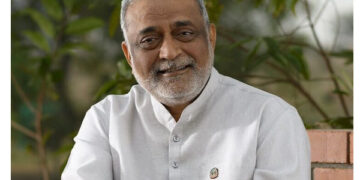 Daaji (Kamlesh D Patel), Guide of Heartfulness Institute