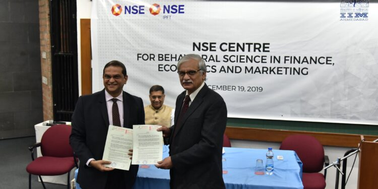 NSE CENTRE FOR BEHAVIORAL SCIENCE AT IIM AHMEDABAD HOSTS AN ANNUAL CONFERENCE ON BEHAVIORAL SCIENCE IN MANAGEMENT