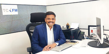 Anand GD, Chief Operating Officer, Technique Control Facility Management (TCFM)