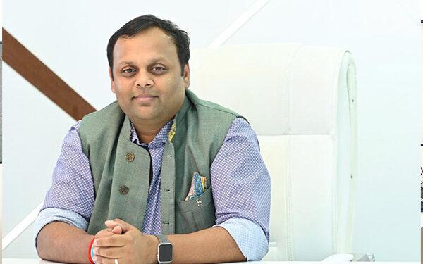 Mr. Abhishek Mohan Gupta, Pro-Chancellor, Jagran Lakecity University, Bhopal