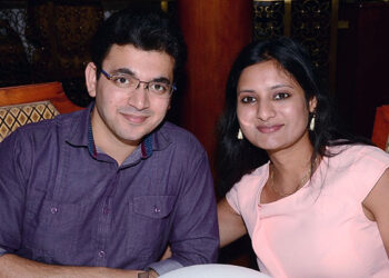 RISHIKA AGARWAL and NAVAM GUPTA,