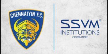 Chennaiyin FC extend partnership with SSVM Institutions